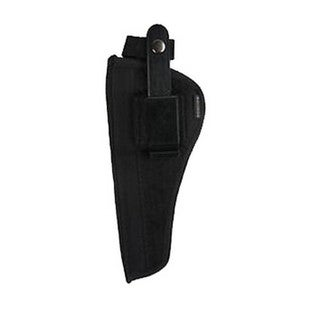 "Bulldog Cases Belt Holster, Ambidextrous Fits Revolvers 3-4"" 23623583"