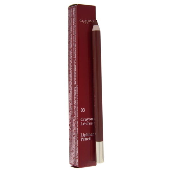 Clarins Lipliner Pencil 03 Nude Rose 23626549