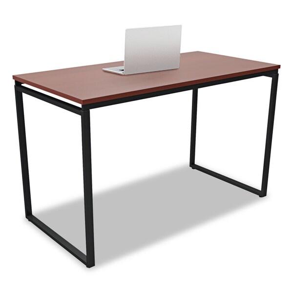Linea Italia Seven Series Rectangle Desk 47 1/4 x 23 5/8 x 29 1/2 (Cherry) 23672304