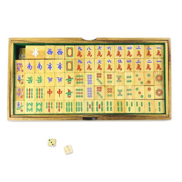 Wood Game, Mah Jongg (Thailand) 23673852