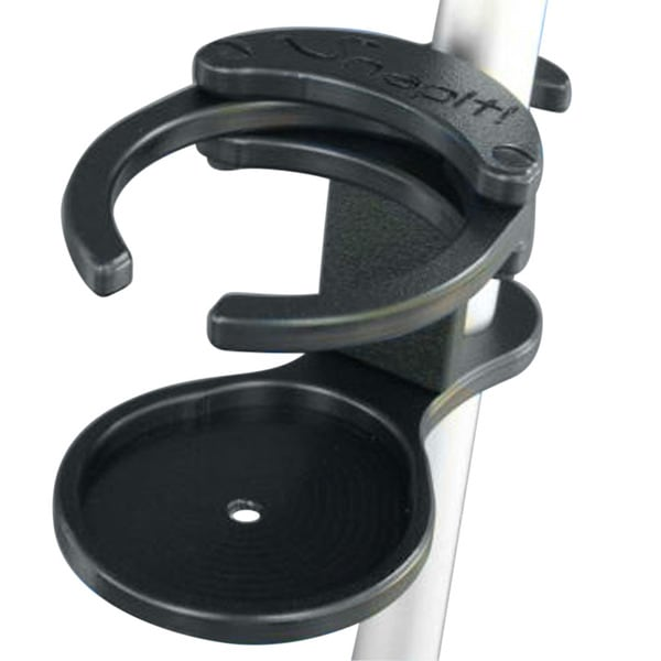 "Snapit Products Tool Free 1"" Tubing Size Adjustable Drink Holder 23675054"