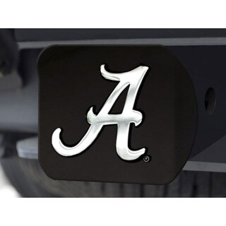 Fanmats Alabama Black Hitch Cover 23675144