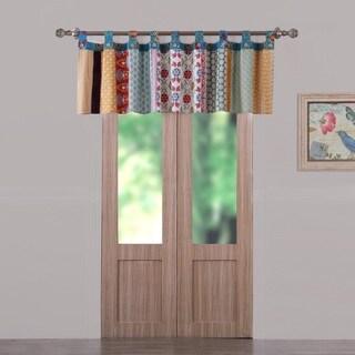 Greenland Home Fashions Thalia Window Window Valance