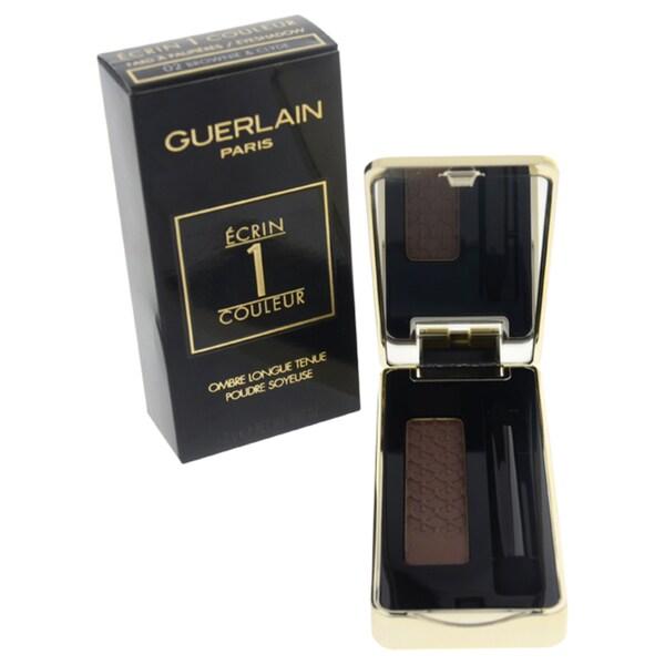 Guerlain Ecrin 1 Couleur Long-Lasting Eyeshadow 02 Brownie & Clyde 23700520