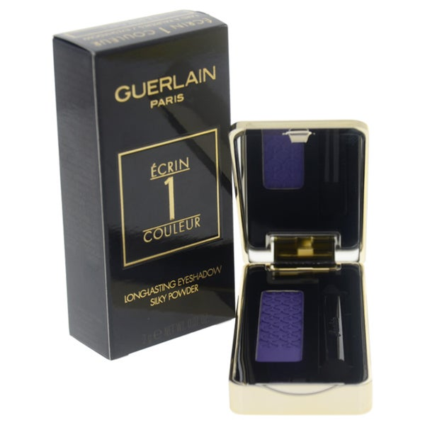 Guerlain Ecrin 1 Couleur Long-Lasting Eyeshadow 11 Deep Purple 23700544