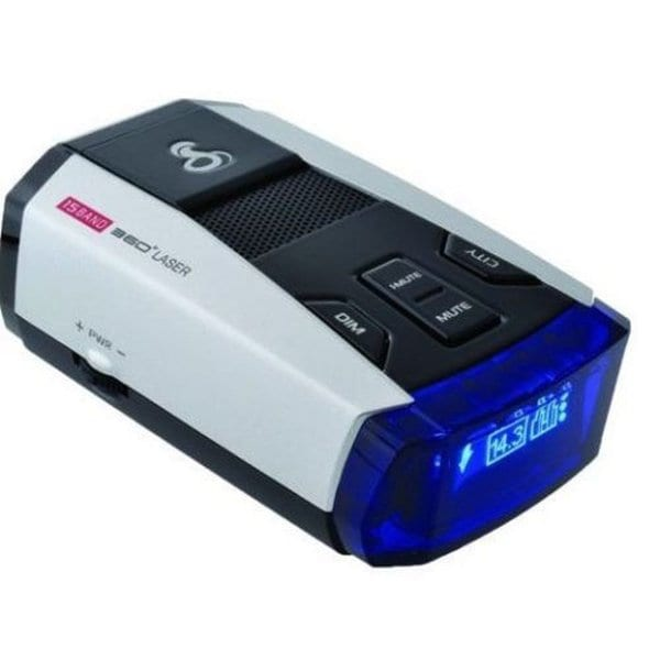 COBRA SPX 6700 Ultra-high Performance Radar/Laser Detector with 1-inch White OLED Display and Voice Alert -  SPX 6600