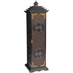 Pagoda CD/ DVD Stand (China)