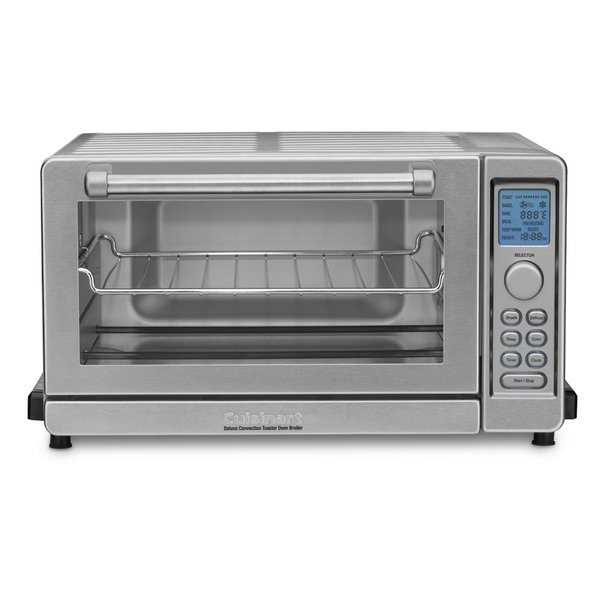 Cuisinart TOB-135 Deluxe Convection Toaster Oven Broiler (Refurbished) 23750021