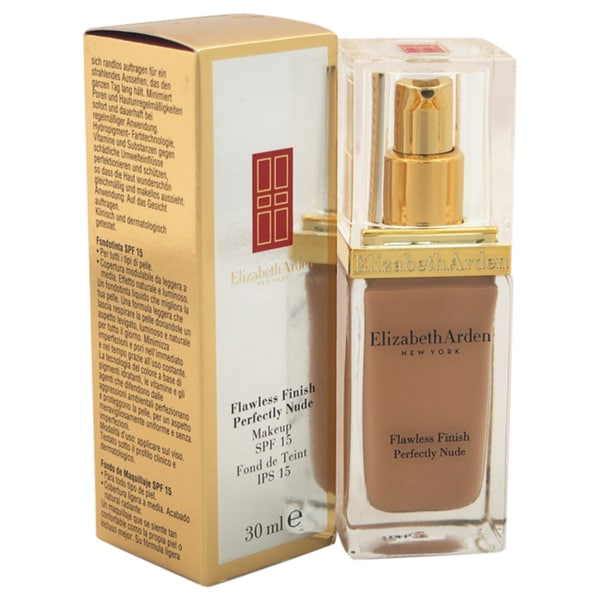 Elizabeth Arden Flawless Finish Perfectly Nude Makeup SPF 15 11 Soft Beige 23752670