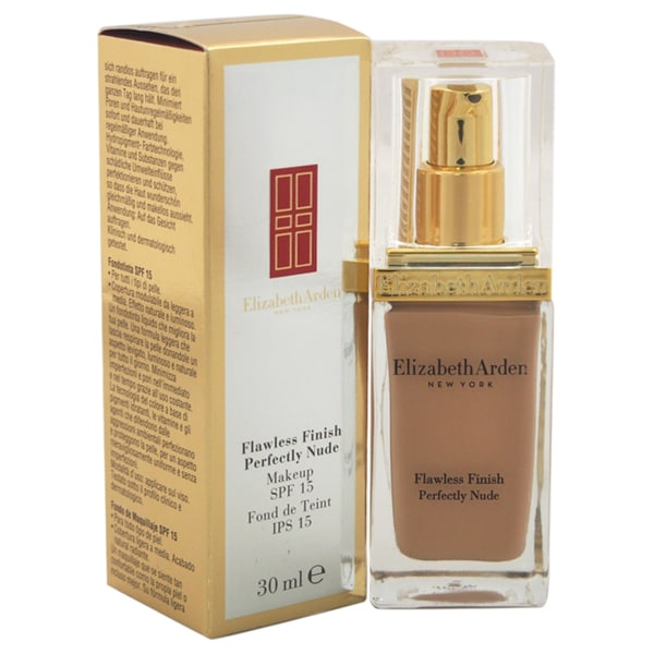Elizabeth Arden Flawless Finish Perfectly Nude Makeup SPF 15 17 Bisque 23752672