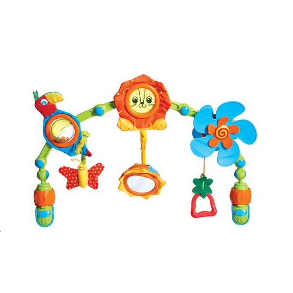 Tiny Love Multicolored Musical Nature Stroll Toy Arch 23762490