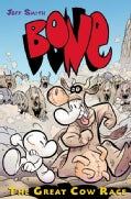 Bone 2: The Great Cow Race (Hardcover)