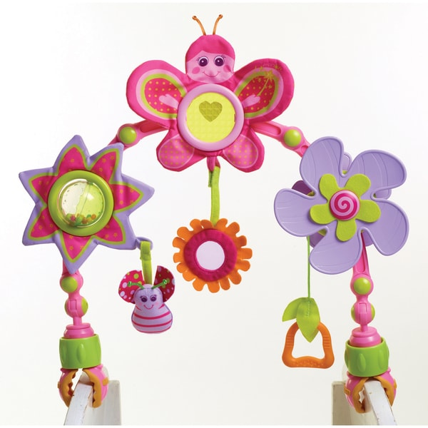 Tiny Love Princess Butterfly Stroller Toy 23778138