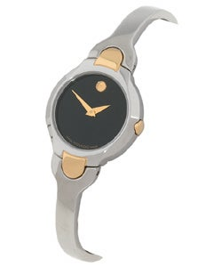 Movado Women's 0605248 Kara Two-Tone Watch