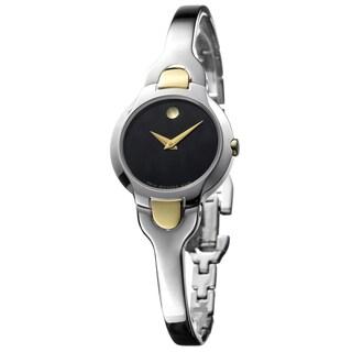 Movado Women's 0605248 Kara Two-Tone Watch