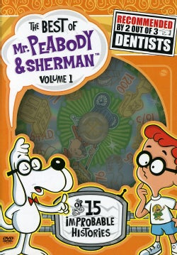 The Best of Mr. Peabody & Sherman: Vol. 1 (DVD)