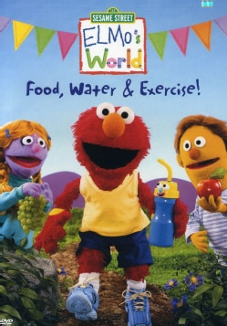Elmo's World: Food, Water & Exercise (DVD)