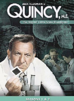 Quincy, M.E.: Seasons 1 & 2 (DVD)