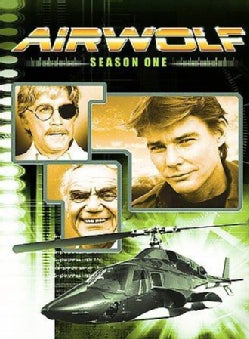 Airwolf: Season One (DVD)