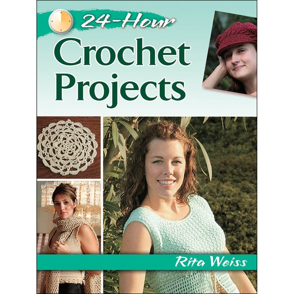Dover Publications-24-Hour Crochet Projects 23813101