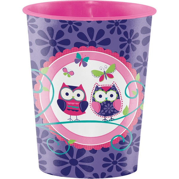 Owl Pal 16-ounce Keepsake Cups (Case of 12) 23819124
