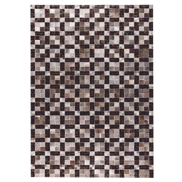M.A.Trading Hand Made Bricka Grey/Black (9'x12') (India) 23834284