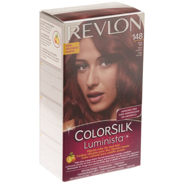 Revlon Colorsilk Luminista Deep Red 23835963