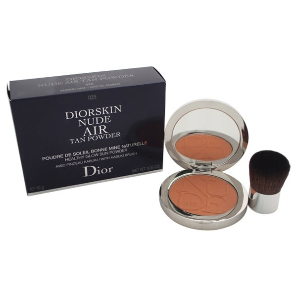 Dior Diorskin Nude Air Tan Powder 025 Matte Amber 23848625