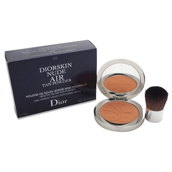Dior Diorskin Nude Air Tan Powder 035 Matte Cinnamon 23848627