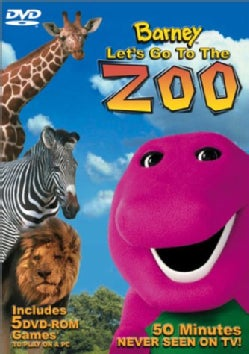Barney: Let's Go To the Zoo (DVD)