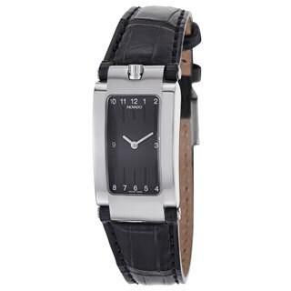 Movado Women's 0604704 Elliptica Black Dial Watch