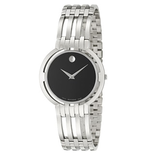 Movado Men's 0605096 Esperanza Stainless Steel Watch