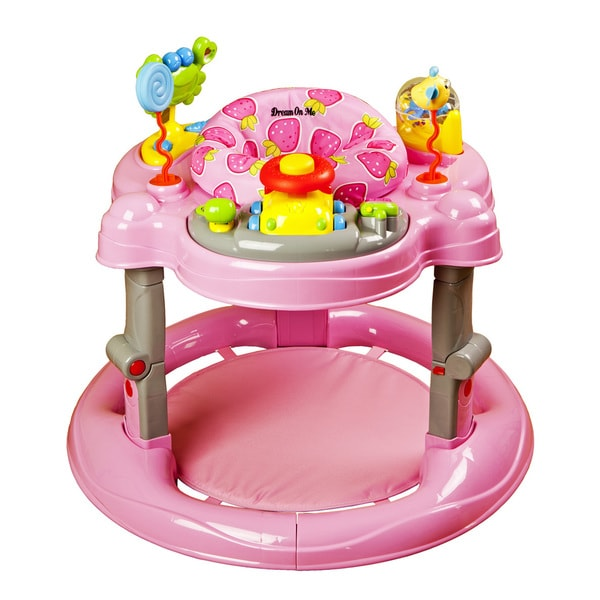 Dream On Me Pink Spin Musical Activity Center 23866694