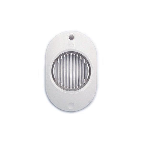 Bradshaw White Plastic Egg Slicer 23870887