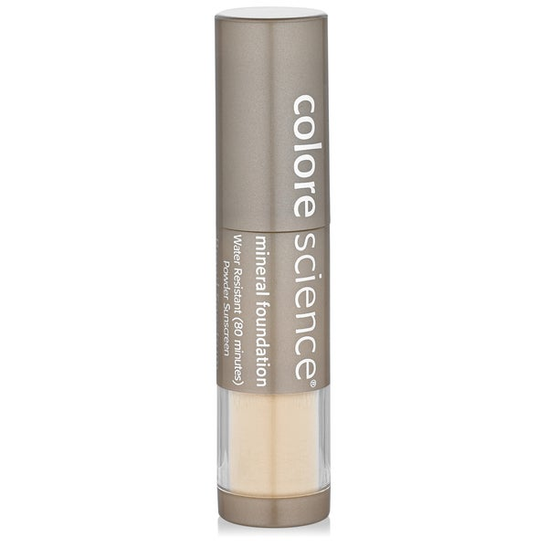 Colorescience Brush On Foundation SPF 20 Light Ivory 23889017