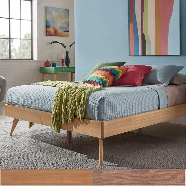 Penelope Tapered Leg Platform Bed iNSPIRE Q Modern 23889484