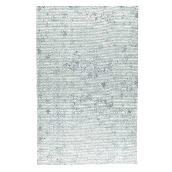 M.A.Trading Hand Woven Terni Grey/Grey (8'x10') (India) 23929275