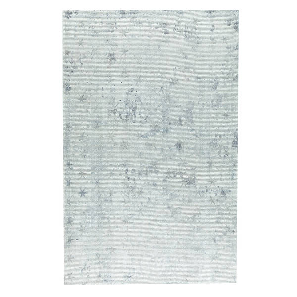 M.A.Trading Hand Woven Terni Grey/Grey (9'x12') (India) 23929277