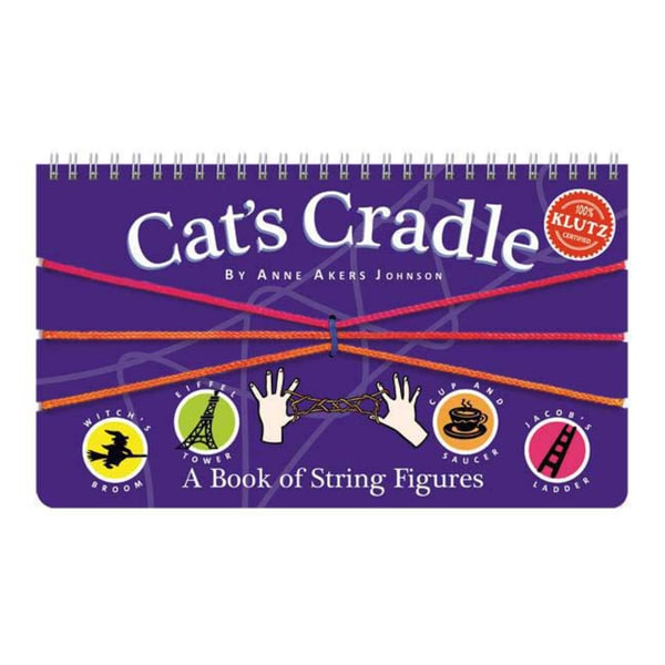 Cat's Cradle: A Book of String Figures (Hardcover) 180827