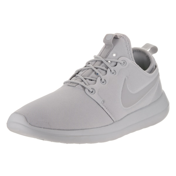 Nike Men's Roshe Two Grey Running Shoes 23954577