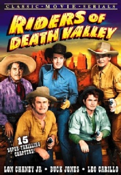 Riders Of Death Valley - Serial (Chapters 1-15) (DVD)