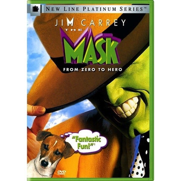 The Mask (DVD) 1637466