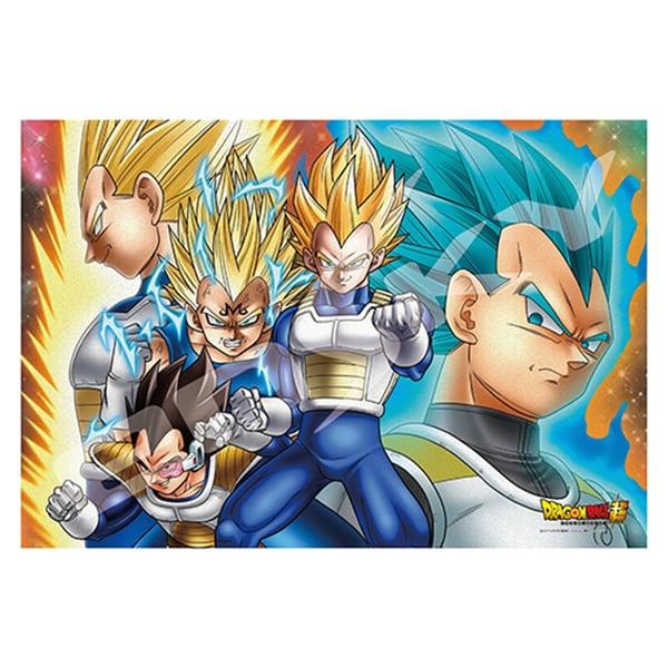Dragon Ball Super Art Crystal Saiyan Prince's Jigsaw Puzzle 24001091