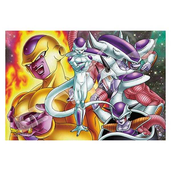 Dragon Ball Super Art Crystal Further Evolution Jigsaw Puzzle 24001095