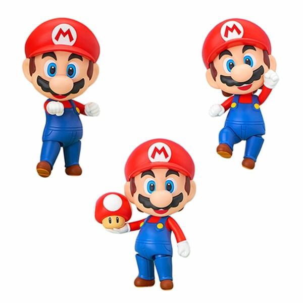 Nendoroid Super Mario Mario Vinyl Figure 24002134