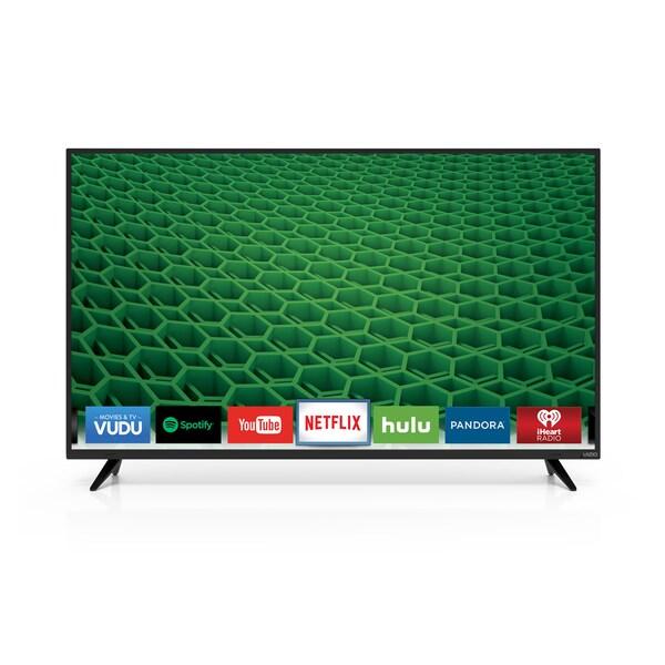 """VIZIO D D50-D1 50"""" 1080p LED-LCD TV - 16:9 - Black 24027684"""
