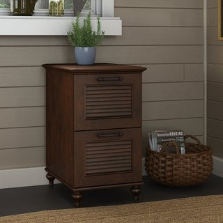 Volcano Dusk 2 Drawer File Cabinet from kathy ireland Home by Bush Furniture