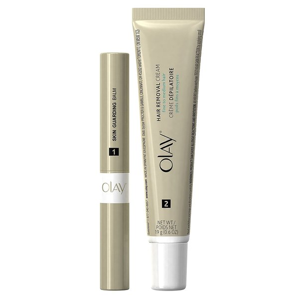 Olay Smooth Finish Facial Hair Removal Duo Fine to Medium Hair 24055996