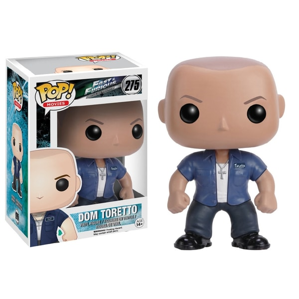 Funko POP Fast  Furious Dom Toretto Vinyl Figure 24064106