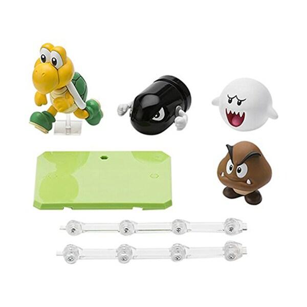 Super Mario Bros. Diorama Playset Set D Action Figure 24065371